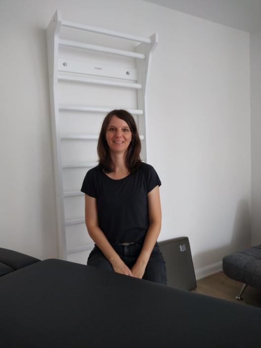 Physiotherapeutin Sonja Frößler-Block